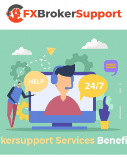 How Does Fxbrokersupport Services Benefit Your Business?
