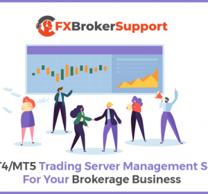 Get MT4/MT5 Trading Server Management Service For Your Brokerage Business